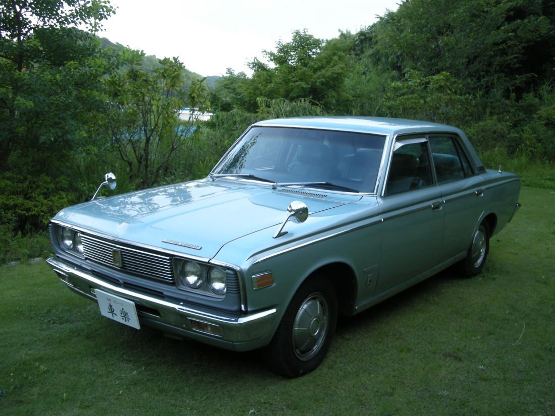MS50 クラウン スーパーデラックス 1970年式