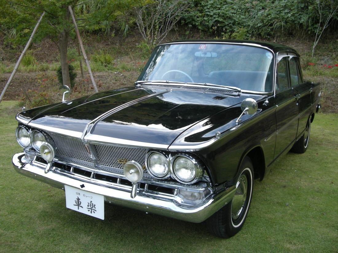 グロリア スーパー6 1964年式