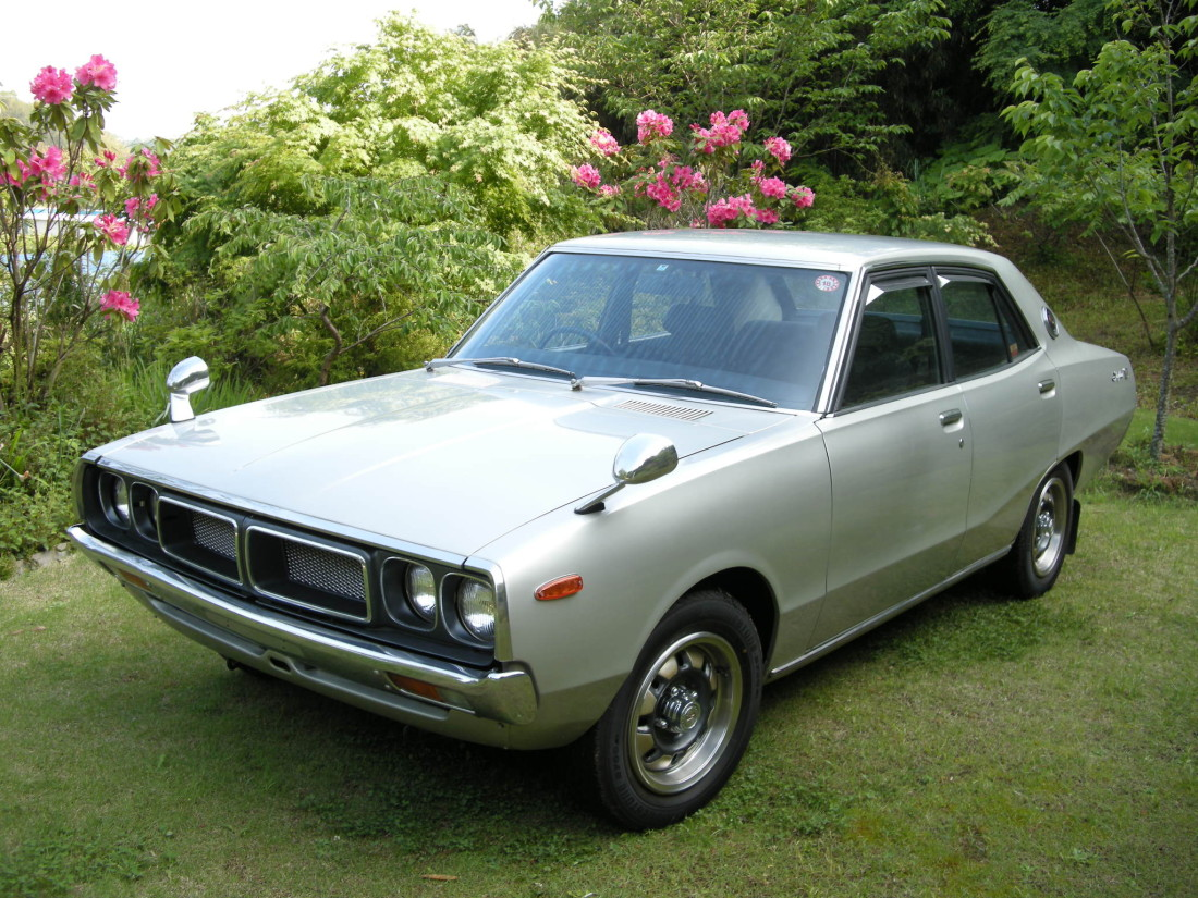 スカイライン (ケンメリ) 1800GL 1976年式
