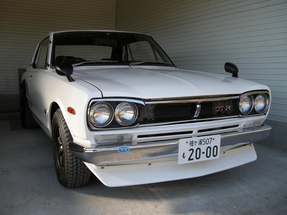 ハコスカ 2Dr GT-R 1971年式