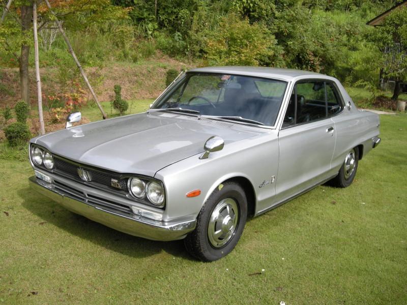 ハコスカ 2Dr GT-X (HT) 1972年式
