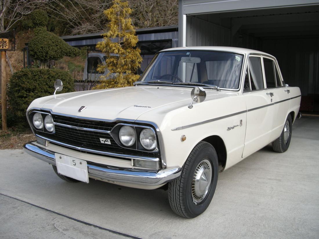 スカイライン S54B Ⅲ型 1967年式