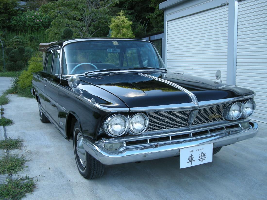 グロリア スーパー6 1966年式