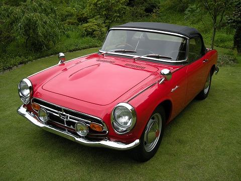 ホンダ S800 1966年式