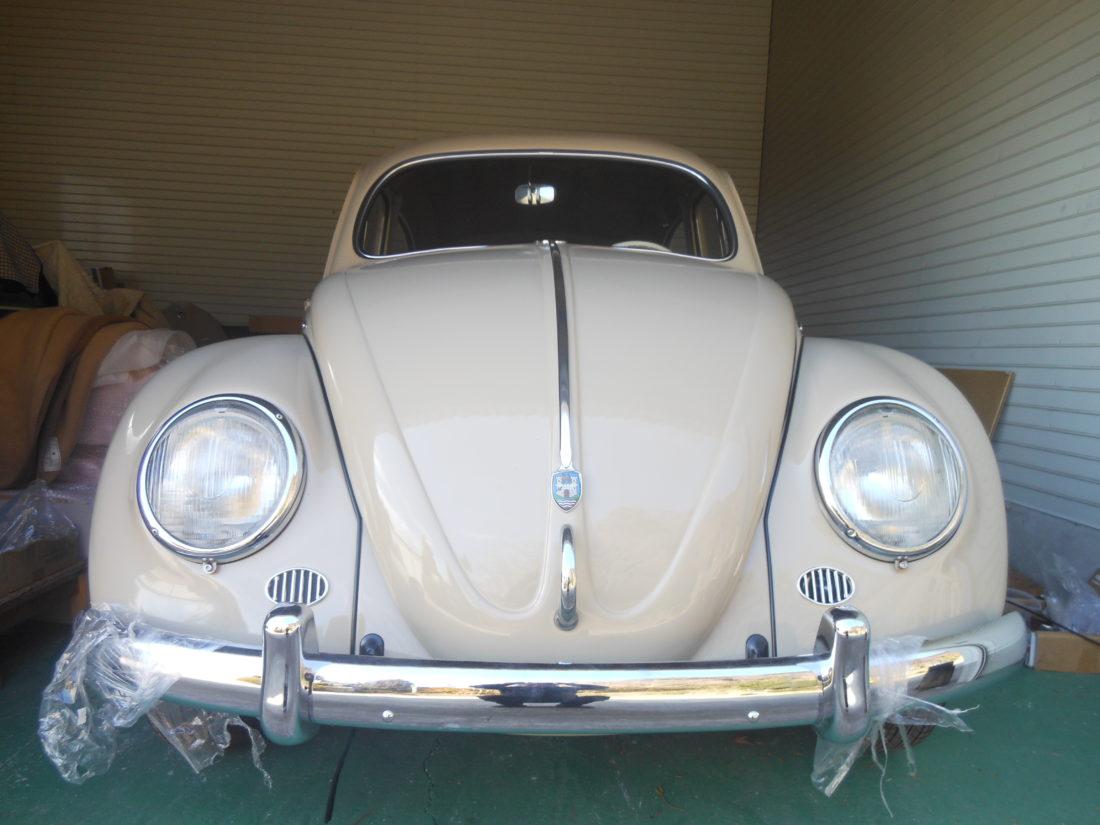 ビートル タイプ1 1953年式