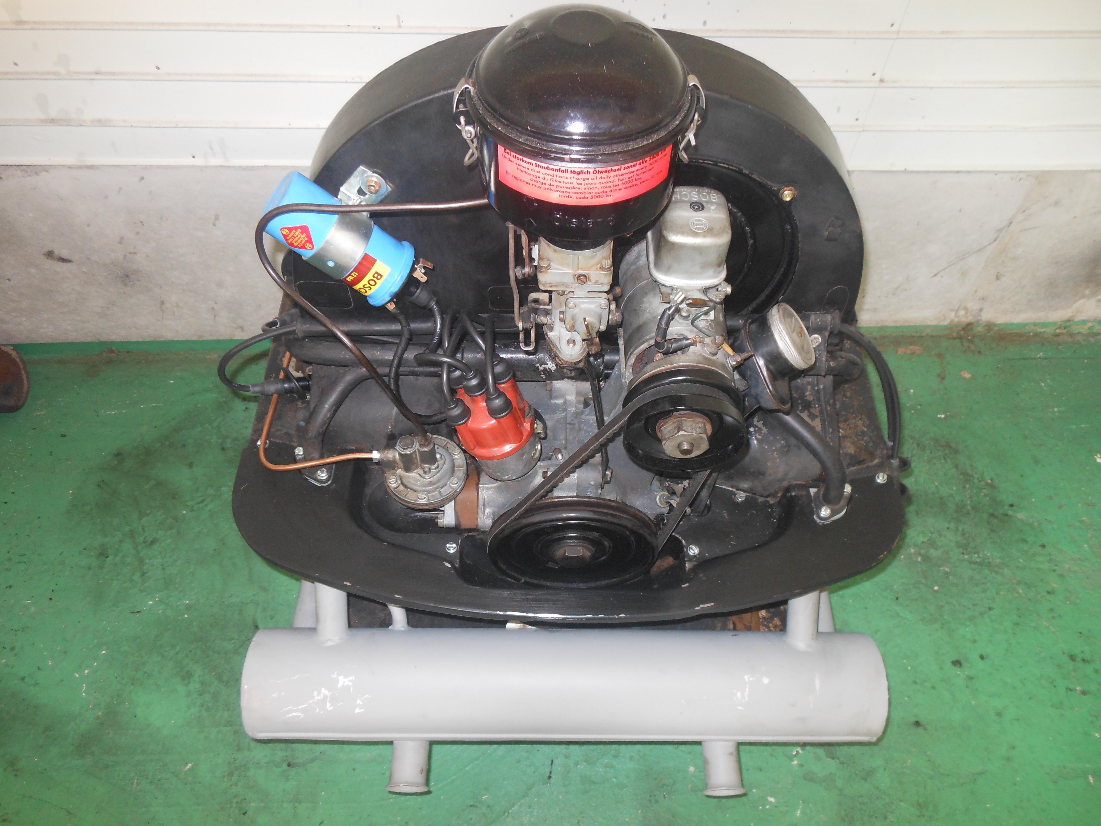 スタンド エンジン