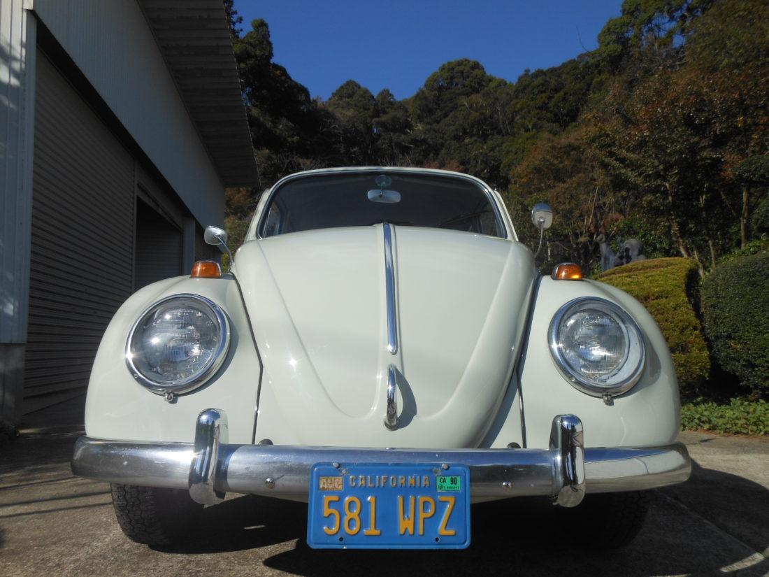 VW タイプ1 ビートル1966年式